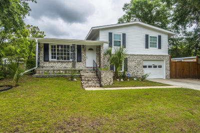 Charleston Single Family Home For Sale: 1815 Gippy Lane