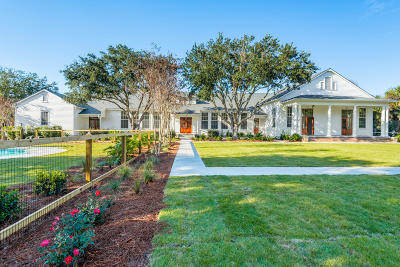 Sullivans Island Attached For Sale: 2302 Middle Street #A