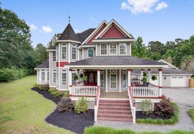 Summerville Single Family Home For Sale: 107 Senrab Boulevard