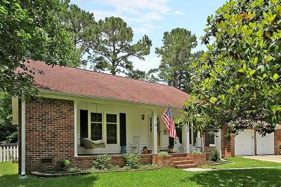 Summerville Single Family Home Contingent: 415 Chessington Circle