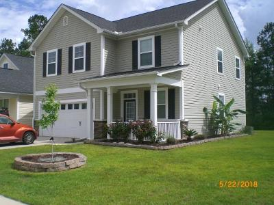 Moncks Corner Single Family Home For Sale: 520 Crossland Drive