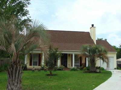 Goose Creek Single Family Home Contingent: 121 Singletree Court