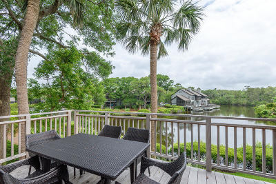 Kiawah Island Attached For Sale: 4387 Sea Forest Drive