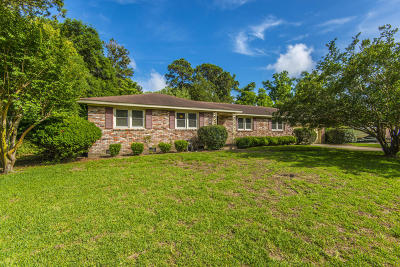 Charleston Single Family Home For Sale: 1036 Foxcroft Road