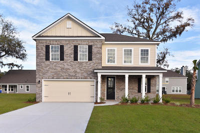 Moncks Corner Single Family Home For Sale: 613 Woolum Drive
