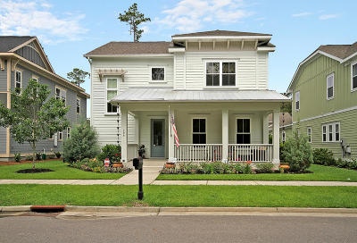 Summerville Single Family Home For Sale: 209 Ilderton Drive