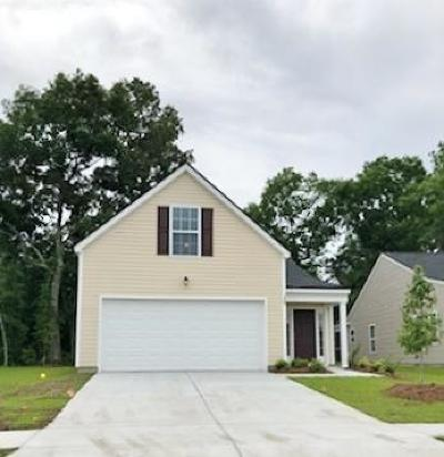 Summerville Single Family Home For Sale: 158 Brittondale Road
