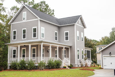 Charleston Single Family Home For Sale: 100 Wando Reach Road
