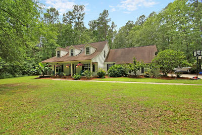 Moncks Corner Single Family Home Contingent: 262 Mustang Circle