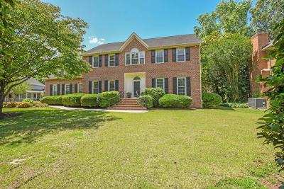 Charleston Single Family Home Contingent: 3181 Hagerty Drive