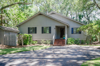 Single Family Home For Sale: 295 Saltmeadow Cove