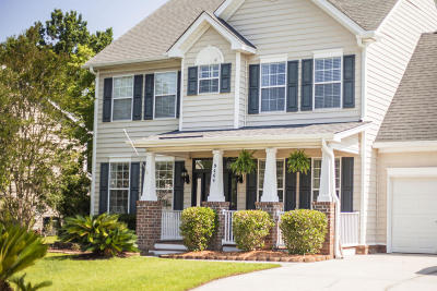 Wescott Plantation Single Family Home For Sale: 9464 Markley Boulevard