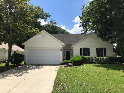 North Charleston Single Family Home For Sale: 8508 Falling Leaf Lane