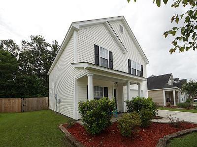 Goose Creek Single Family Home Contingent: 107 Vinca Drive