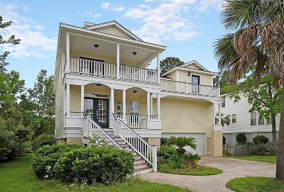 Charleston Single Family Home For Sale: 328 Arlington Drive