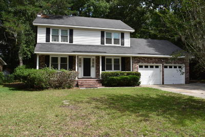 Summerville Single Family Home For Sale: 132 Savannah Round