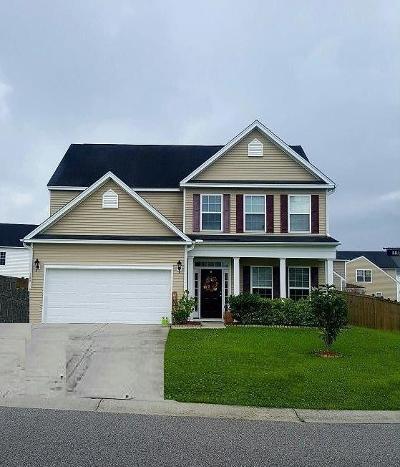 Goose Creek Single Family Home For Sale: 109 Brick Park Lane
