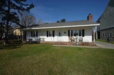 Moncks Corner Single Family Home For Sale: 660 Lakeside Drive