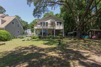 Single Family Home For Sale: 1758 Oak Point Road