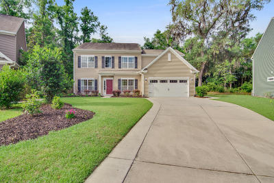 North Charleston Single Family Home Contingent: 5465 Kings River Drive