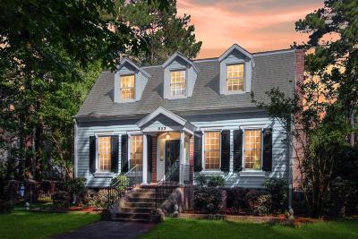 Single Family Home For Sale: 833 Tupelo Bay Drive