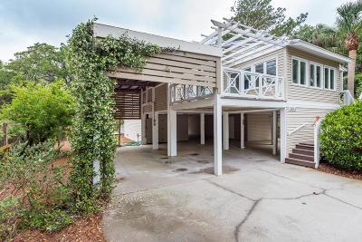 Edisto Beach Single Family Home Contingent: 3404 Myrtle Street