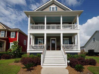 Charleston Single Family Home For Sale: 2529 Daniel Island Drive