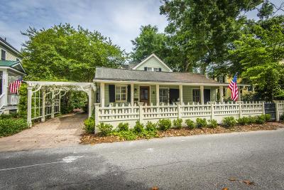 Single Family Home For Sale: 301 Morrison Street