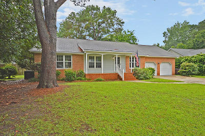 Mount Pleasant SC Single Family Home For Sale: $499,000