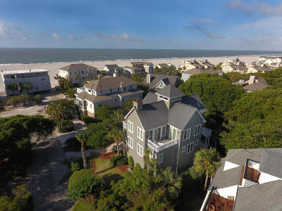 Isle Of Palms Single Family Home For Sale: 3 Beachwood East