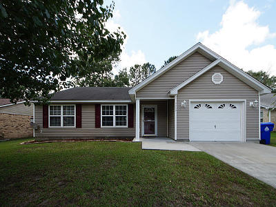 Ladson Single Family Home Contingent: 9969 Levenshall Drive