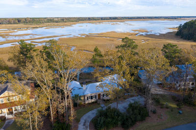 Ravenel Single Family Home For Sale: 4528 Carriage House Way Way