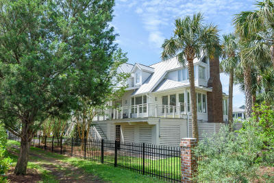 Isle Of Palms Single Family Home For Sale: 501 Palm Boulevard