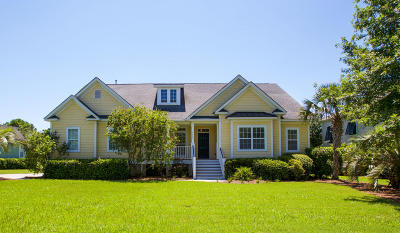 Johns Island Single Family Home Contingent: 4435 Hope Plantation Drive