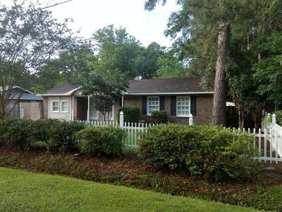Ladson Single Family Home Contingent: 4512 Logwood Drive