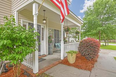 North Charleston Single Family Home For Sale: 8505 Rosser Drive