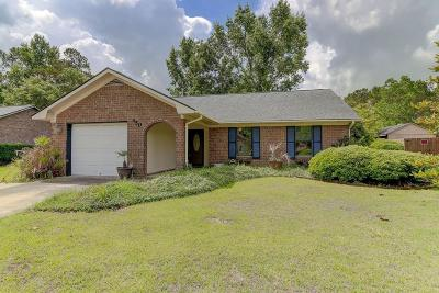Goose Creek Single Family Home For Sale: 450 Fox Hunt Road