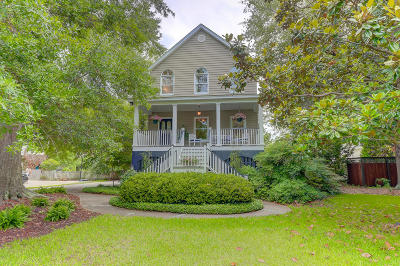 Mount Pleasant SC Single Family Home For Sale: $999,000