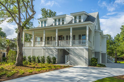 Mount Pleasant SC Single Family Home For Sale: $950,000