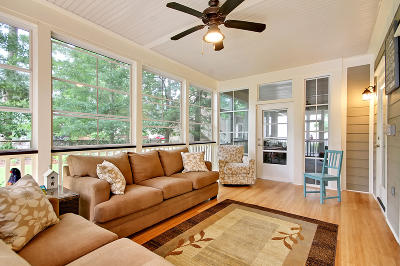 Summerville Single Family Home For Sale: 144 Red Bay Lane