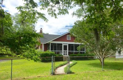 Summerville SC Single Family Home For Sale: $225,000