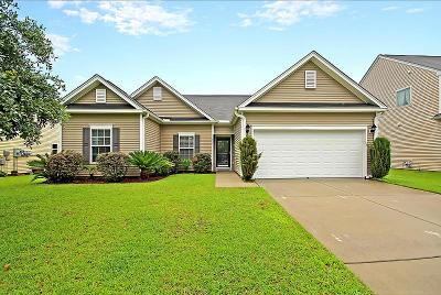 Summerville SC Single Family Home For Sale: $210,000