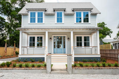 Mount Pleasant SC Single Family Home For Sale: $1,295,000