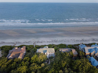 Kiawah Island Single Family Home For Sale: 69 Eugenia Avenue