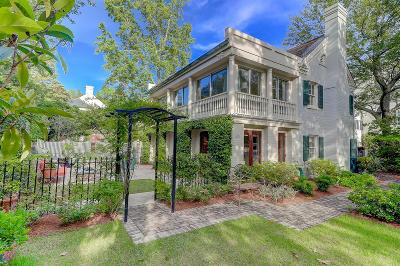 Charleston SC Single Family Home For Sale: $1,795,000