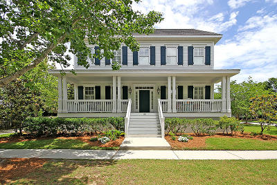 Charleston SC Single Family Home For Sale: $828,800