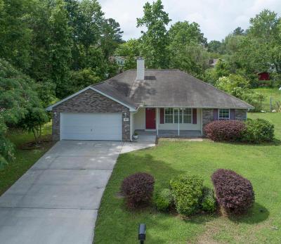 Summerville SC Single Family Home For Sale: $179,900