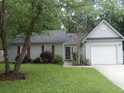Ladson Single Family Home Contingent: 132 Chandler Drive