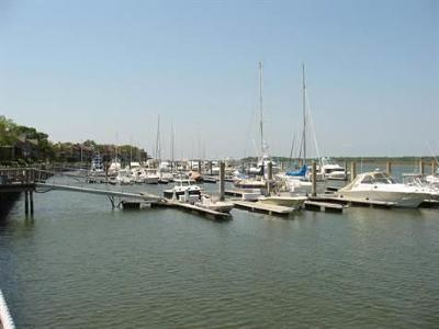 Seabrook Island Boat Slip For Sale: 1880 Andell Bluff Boulevard #F 14