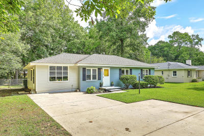 Single Family Home For Sale: 1356 S Sherwood Drive